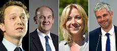 France - Présidence des Républicains : quatre candidats ont déposé leur dossier