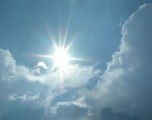 Météo: les températures maximales sont en légère baisse