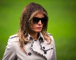 Melania Trump accusée d'être remplacée par un