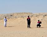 Le désert d'Oman pour préparer une mission vers Mars