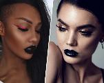 Maquillage : Et si on osait le rouge à lèvres noir ?