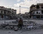 A Rakka, tout a été détruit: Daech, les bâtiments et les civils