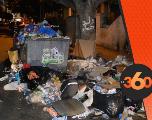 Vidéo. Des montagnes d'ordures dans les quartiers chics de Casablanca