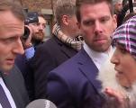 Vidéo. Emmanuel Macron à une Marocaine: