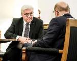 Les sociaux-démocrates prêts à discuter d'une participation au gouvernement Merkel