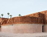 Le musée Yves Saint Laurent de Marrakech primé