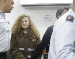 La détention de la jeune militante palestinienne, Ahed Tamimi, prolongée par la justice israélienne