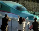 Un train japonais qui aboie pour éviter les collisions avec les animaux sauvages !