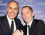 Gad Elmaleh se mobilise dans la lutte contre les maladies génétiques