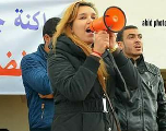 Hirak: Nawal Ben Aissa condamnée à 10 mois de prison avec sursis