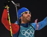 Pyeongchang-2018 : Martin Fourcade devient le Français le plus titré des JO d'hiver
