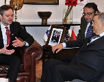 Le ministre finlandais de l'Intérieur salue le rôle du Maroc dans les questions migratoire et sécuri
