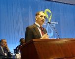 Diapo. Forum mondial de l'Eau au Brésil: remise ce soir du Grand Prix Mondial Hassan II