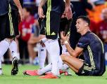 Cristiano Ronaldo, expulsé à Valence, craint pour le Ballon d'Or