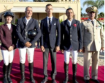 SAR le Prince Moulay El Hassan préside la cérémonie de remise du grand prix de saut d'obstacles