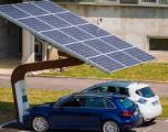 Nouveau au Maroc: rechargez votre véhicule électrique en le mettant à l'ombre!