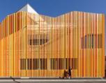 Architecture : une utopie pour l'école Makarenko d'Ivry