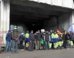 Casablanca: nouveau sit-in des agents de propreté