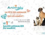 Première édition du Salon Animaly à Casablanca