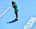 Serena Williams, à l'Open d'Australie : « Je ne fais rien de mal sur les balles de match »