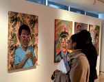La Galerie Banque populaire de Rabat expose Mohamed El Bellaoui