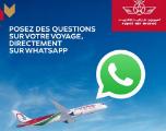 Royal Air Maroc : un chatbot Whatsapp pour mieux servir les clients