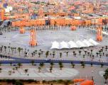 Le 4ème Festival international des arts de la rue à Laâyoune