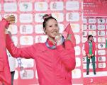 Taekwondo : Une médaille d'or pour la Marocaine Soukaina Sahib et une d'argent pour Oumaima El Bouch