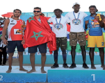 Beach-volley : De l'argent pour la sélection nationale