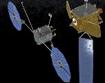 Rencontre inédite d'une dépanneuse et d'un satellite en panne sèche