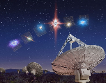 Les Fast Radio Bursts, des sursauts extragalactiques mais pas extraterrestres