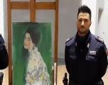 Klimt volé en Italie: l'épouse du directeur de la galerie entendue par les enquêteurs