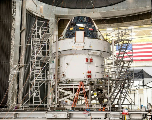 Covid-19 : la Nasa met à l'arrêt son projet lunaire