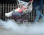 Plus de 90% des enfants dans le monde respirent un air pollué
