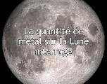 Lune métallique, pentadiamant et retour du gemmage : l'actu des sciences en ultrabrèves