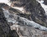 Italie: un glacier du Mont Blanc menace de se détacher, évacuations en cours