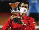 Tennis : Djokovic décroche le Masters 1000 de Rome
