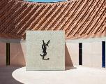 Le musée Yves Saint Laurent de Marrakech rouvre ses portes au public
