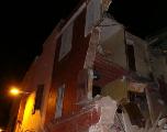 Casablanca : Effondrement partiel de deux maisons à cause des rafales de vent