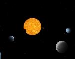 Cheops dévoile le ballet cosmique de cinq exoplanètes