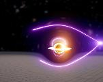 Première détection d'un trou noir de masse intermédiaire