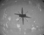L'hélicoptère Ingenuity a volé sur Mars