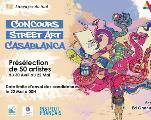Langages du Sud lance le concours «Street Art Casablanca»