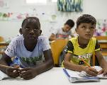 Signature d'une convention pour un meilleur accès des enfants réfugiés au système éducatif