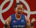 JO-2020/Haltérophilie: les Philippines remportent le premier titre olympique de leur histoire