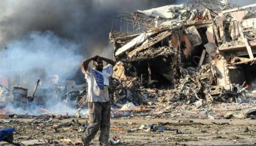 Somalie : Plus de 20 morts dans un attentat à Mogadiscio