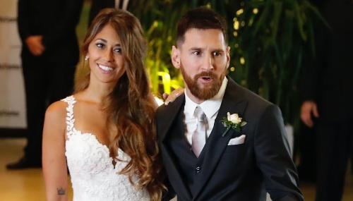 Lionel Messi : sa femme Antonella est enceinte de leur 3e enfant !