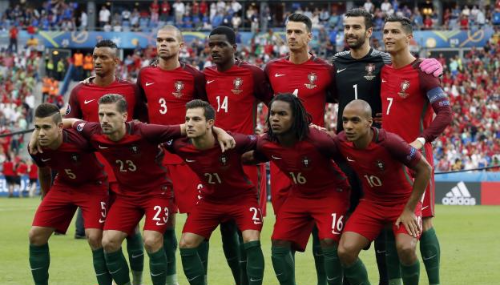 Le Portugal affrontera les Etats-Unis en match amical