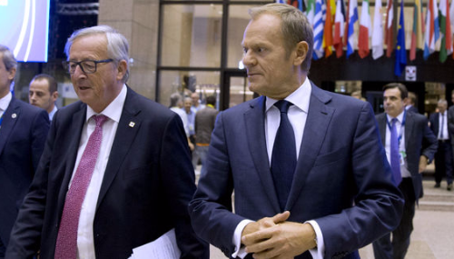 L'UE n'envisage pas d'intervenir dans la crise catalane