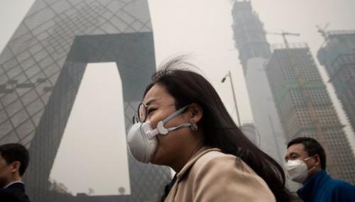 La pollution responsable d'une mort sur six dans le monde en 2015